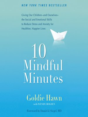 cover image of 10 Mindful Minutes