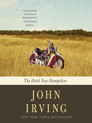 cover image of The Hotel New Hampshire