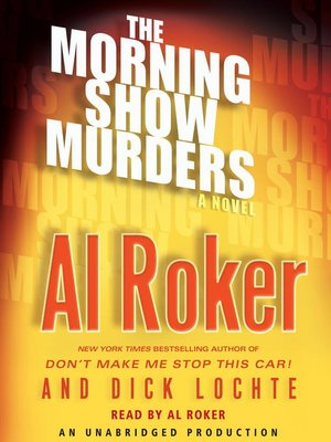 cover image of The Morning Show Murders