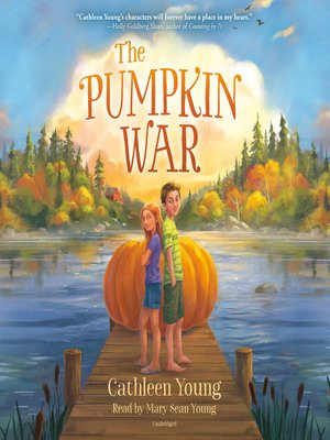 cover image of The Pumpkin War