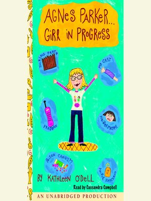 cover image of Agnes Parker...Girl in Progress