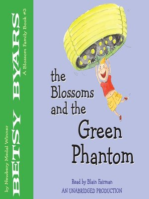 cover image of The Blossoms and the Green Phantom