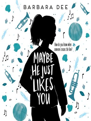 cover image of Maybe He Just Likes You