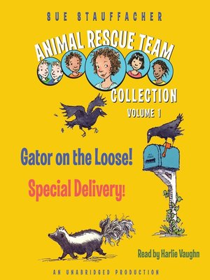 cover image of Animal Rescue Team Collection