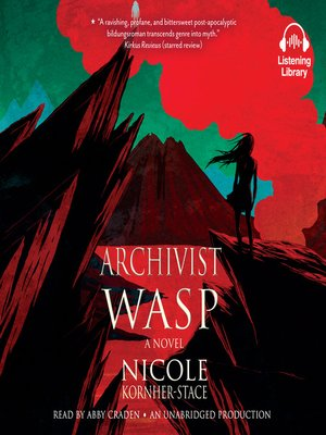 cover image of Archivist Wasp