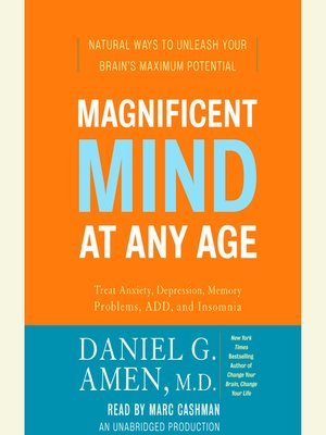 cover image of Magnificent Mind at Any Age