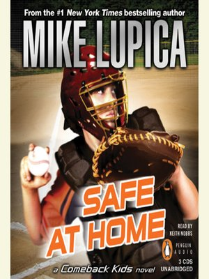cover image of Safe at Home