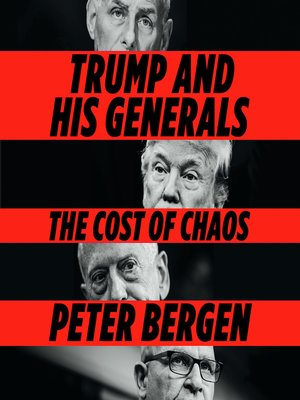 cover image of Trump and His Generals