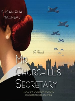 cover image of Mr. Churchill's Secretary
