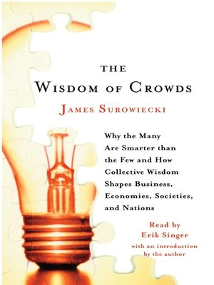 cover image of Wisdom of Crowds