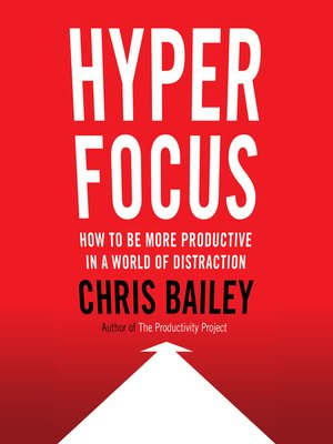 cover image of Hyperfocus