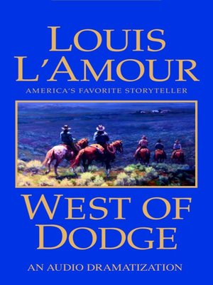 cover image of West of Dodge
