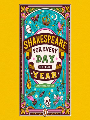cover image of Shakespeare for Every Day of the Year