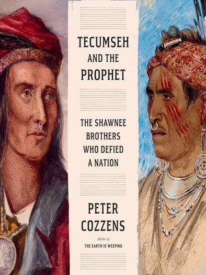 cover image of Tecumseh and the Prophet