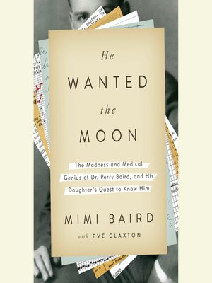 cover image of He Wanted the Moon