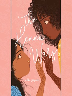cover image of The Henna Wars