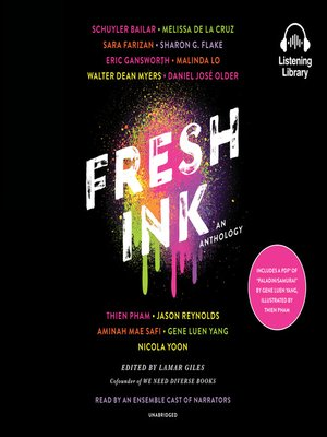 cover image of Fresh Ink