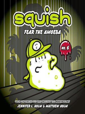 cover image of Squish #6
