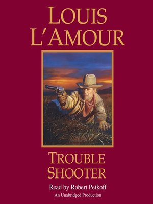 cover image of Trouble Shooter