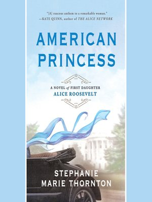cover image of American Princess