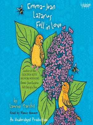 cover image of Emma-Jean Lazarus Fell in Love