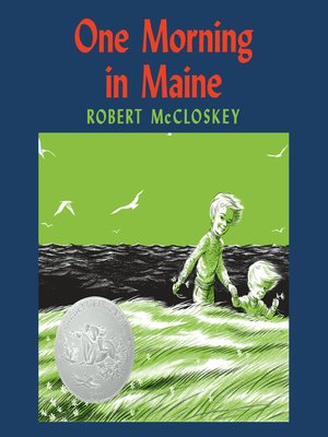 cover image of One Morning in Maine