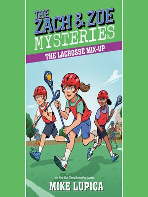 cover image of The Lacrosse Mix-Up