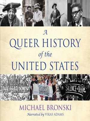 cover image of A Queer History of the United States