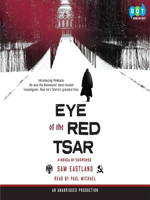cover image of Eye of the Red Tsar