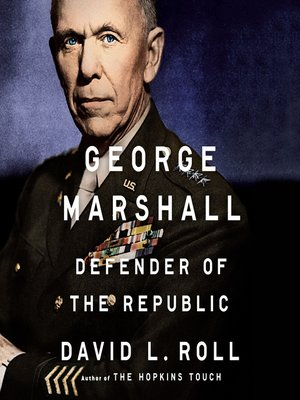 cover image of George Marshall