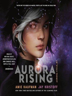 cover image of Aurora Rising