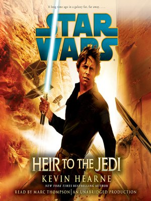 cover image of Heir to the Jedi