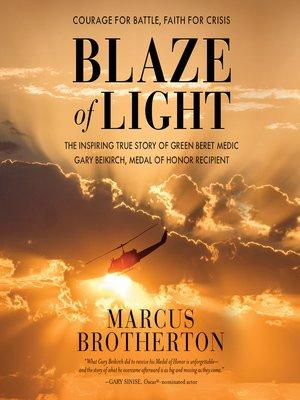 cover image of Blaze of Light