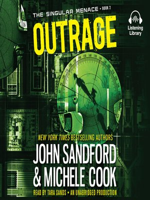 cover image of Outrage