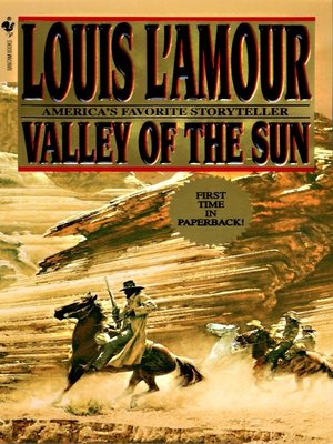 cover image of Valley of the Sun