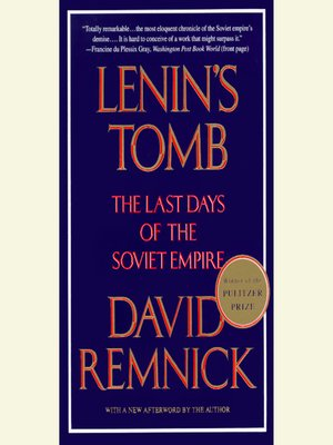 cover image of Lenin's Tomb