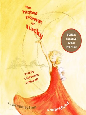 cover image of The Higher Power of Lucky
