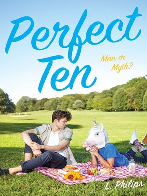 cover image of Perfect Ten