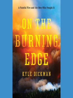 cover image of On the Burning Edge