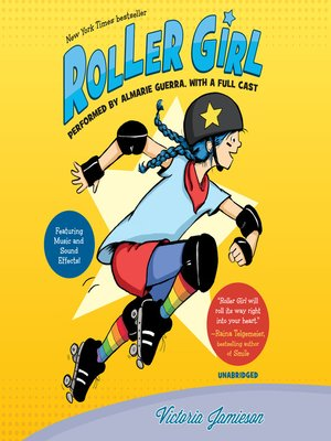 cover image of Roller Girl