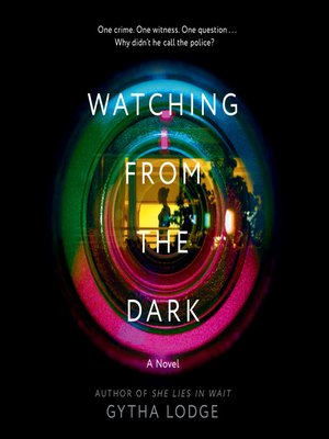 cover image of Watching from the Dark