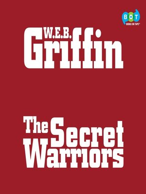 cover image of The Secret Warriors