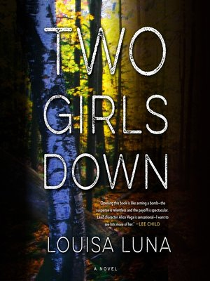 cover image of Two Girls Down