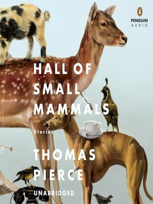 cover image of Hall of Small Mammals