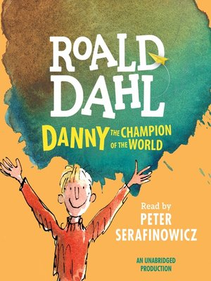 cover image of Danny the Champion of the World