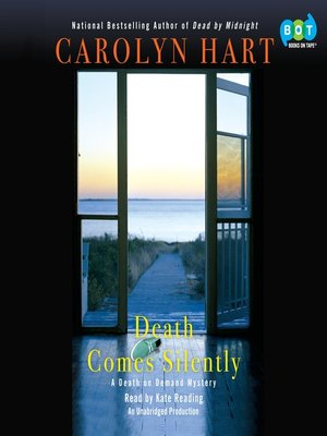 cover image of Death Comes Silently