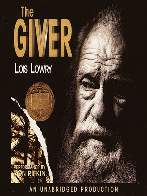 The Giver By Lois Lowry Overdrive Rakuten Overdrive Ebooks
