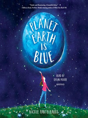 cover image of Planet Earth Is Blue