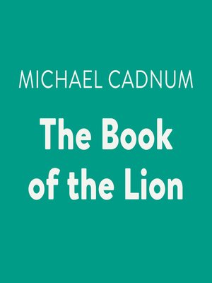 cover image of The Book of the Lion