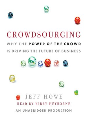 cover image of Crowdsourcing